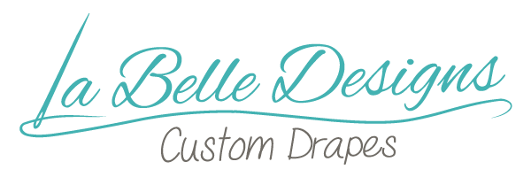 La Belle Designs Custom Drapes